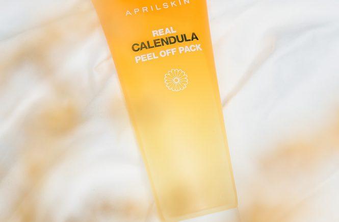 Aprilskin Calendula Peel Off Pack Review